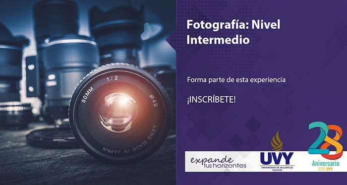 Fotografía Nivel Intermedio