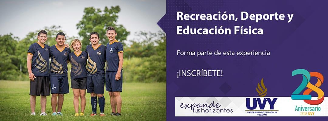 Recreación, Deporte y Educación Física